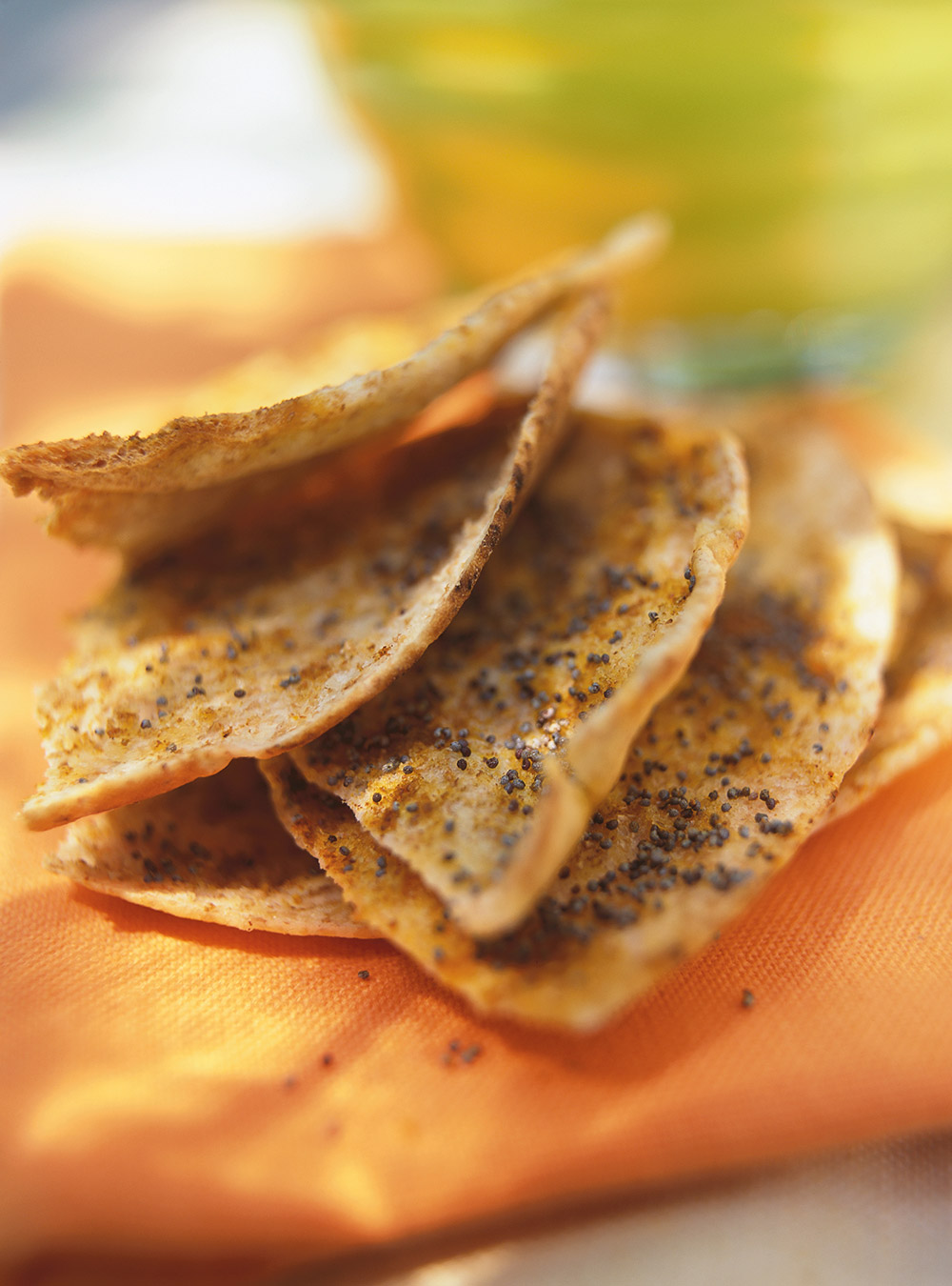 Pitas croustillants aux épices | ricardo