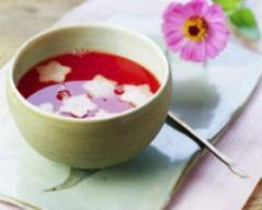 Recette soupe de pastèque