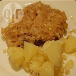 Recette côtes de porc et choucroute au four – toutes les recettes ...