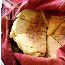 Recette pain berbère avec sauce aux poivrons grillés – toutes les ...
