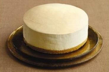 Recette de cheese-cake au citron sans cuisson facile et rapide
