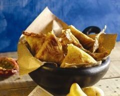 Samossas surprise de ratte du touquet | cuisine az