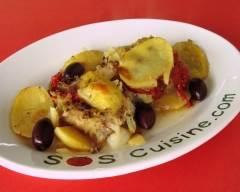 Recette casserole de morue à la provençale