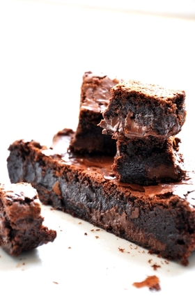 Recette de brownies gourmands au nutella