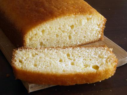 Recette de cake au citron façon pierre hermé