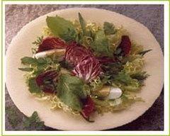 Recette salade à la pimprenelle