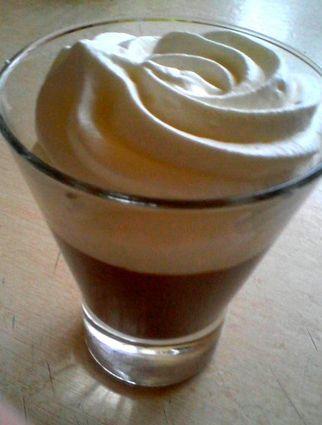 Recette de crème liégeoise au chocolat