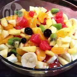 Recette salade de fruits au sirop – toutes les recettes allrecipes