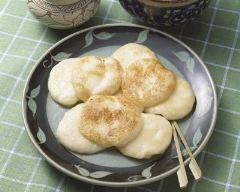 Recette crêpes sucrées à la coréenne