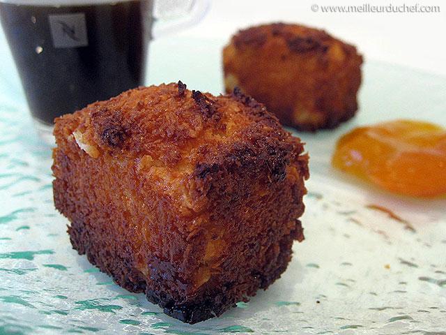 Mini-cake à la noix de coco  la recette avec photos ...