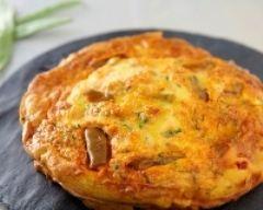 Recette tortillas aux haricots plats, chorizo, mozzarella et persil plat