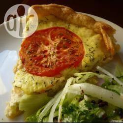 Recette quiche au thon sur pâte feuilletée – toutes les recettes ...