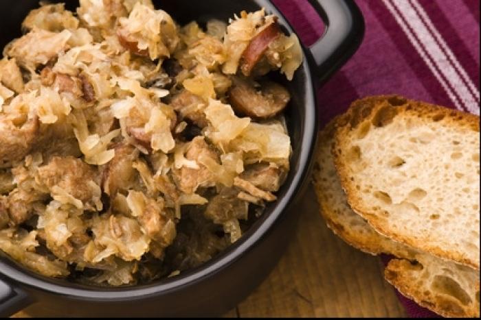 Recette de bigos ou choucroute polonaise facile et rapide