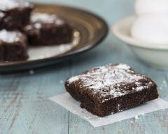 Recette brownies au chocolat de ma grand-mère