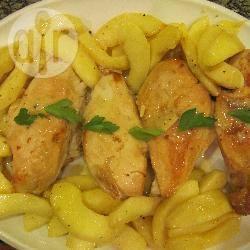 Recette mon poulet vallée d'auge – toutes les recettes allrecipes