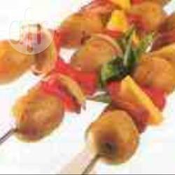 Recette brochettes de pommes de terre – toutes les recettes ...