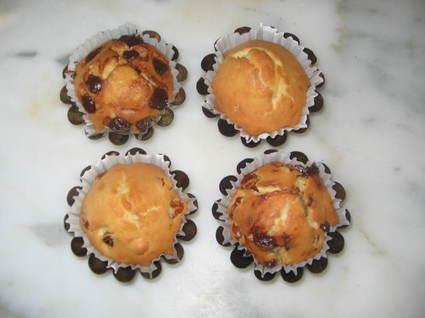 Recette de muffins à l'orange