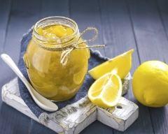 Recette gelée de citrons facile
