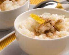 Recette gâteau de riz à l'abricot