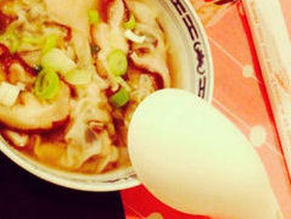 Recette de bouillon de raviolis chinois