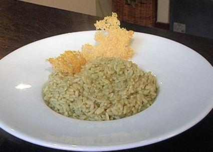 Recette tuiles de parmesan (plat fromage)