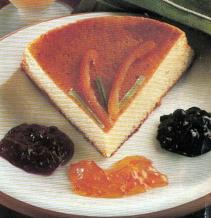 Recette de gâteau de pommes de terre à la fleur d'oranger