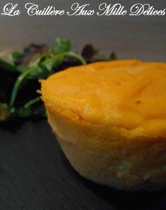 Recette de flan aux carottes et ricotta