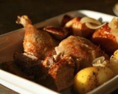 Recette canard au cidre