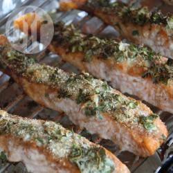 Recette saumon en papillote au barbecue toutes les for Saumon en papillote au barbecue