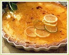 Recette tarte au citron corse