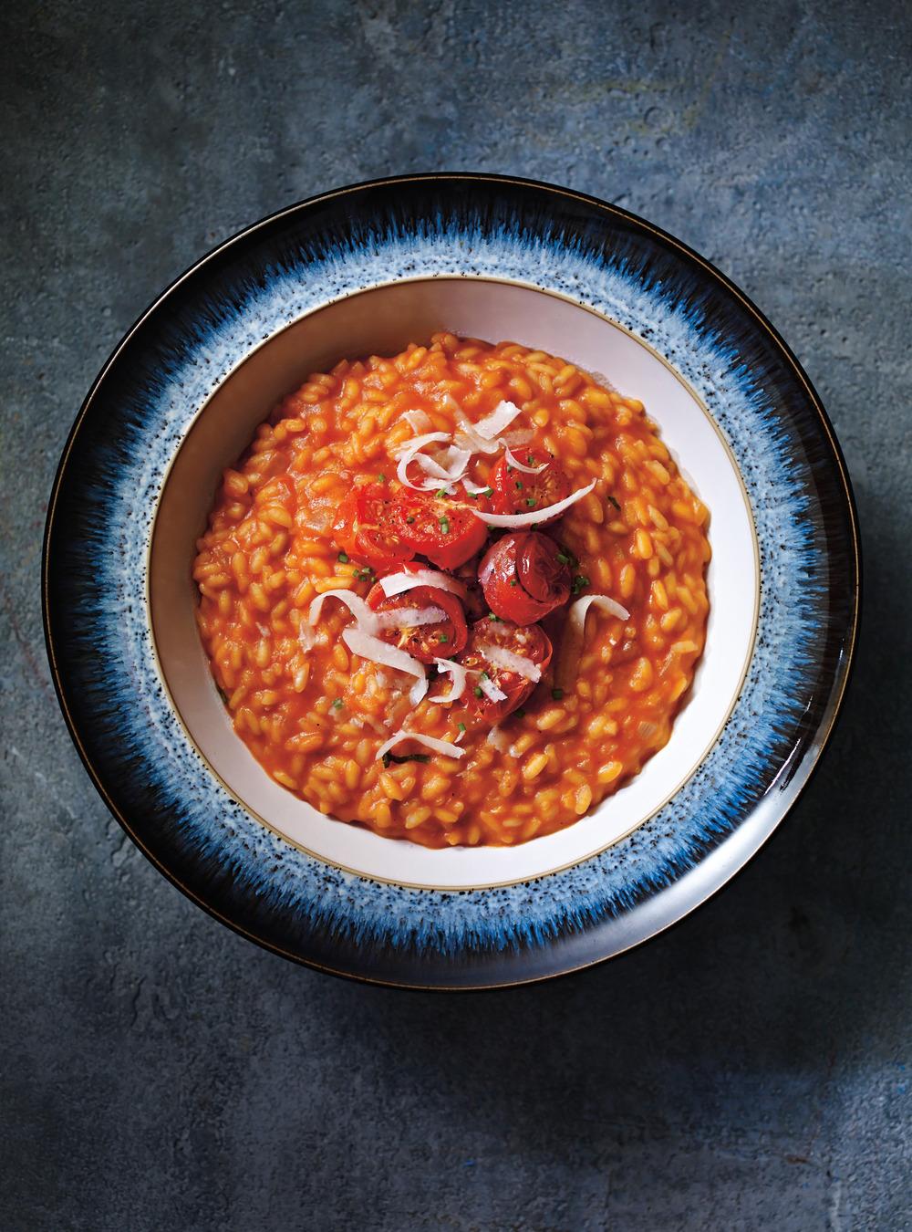 Risotto à la tomate | ricardo