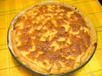 Recette de tarte à l'ananas