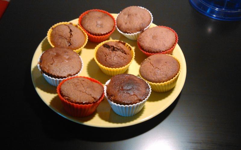 recette muffins chocolat croustillant fondant 233 conomique et rapide recette