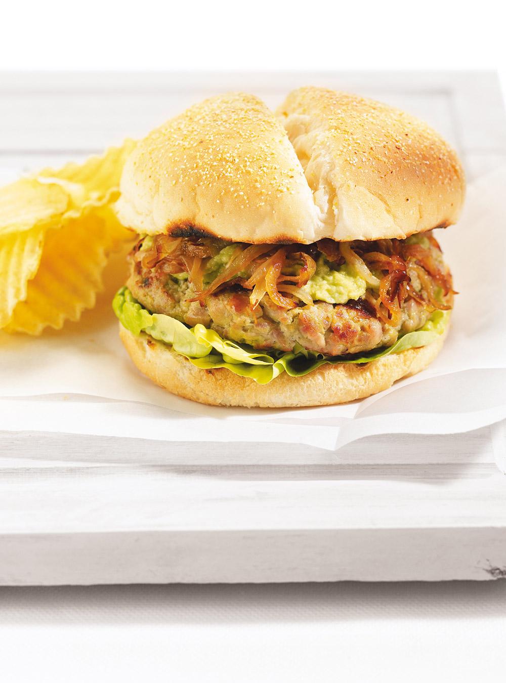 Burgers au thon | ricardo