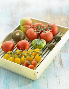 Salade de légumes grillés pour 8 personnes