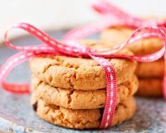 Recette cookies aux amandes et noisettes