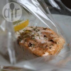 Recette saumon en papillote tout simplement – toutes les recettes ...