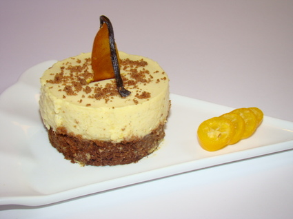 Recette de délice chocolat mangue et vanille bourbon de madagascar