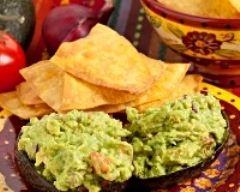Recette guacamole piquant