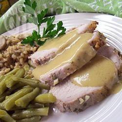 Recette rôti de porc infusé à l'ail et au romarin. – toutes les recettes ...