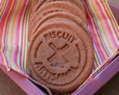 Recette biscuits sablés au chocolat