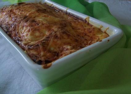 Recette lasagne épinard ricotta (lasagne)