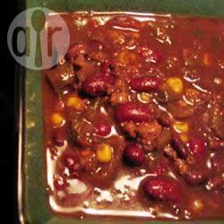 Recette chili végétalien – toutes les recettes allrecipes
