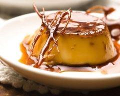 Recette flan au caramel fait maison facile