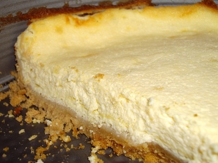 Recette de cheesecake light au sésame et au citron