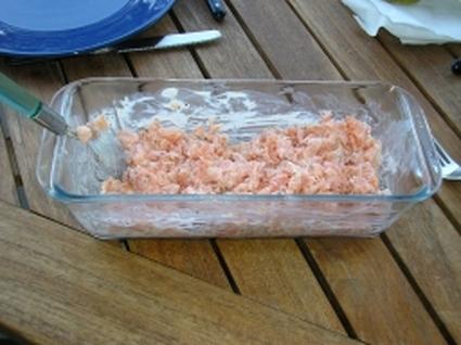 Recette de tartare de saumon inratable