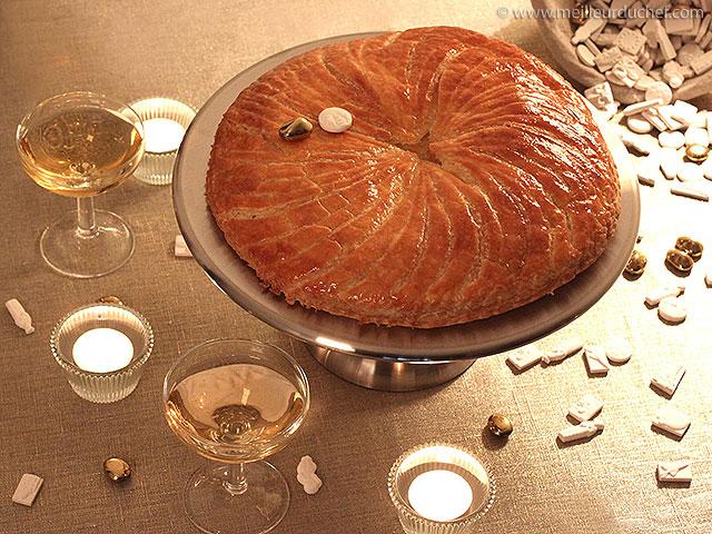 Galette des rois à la frangipane  recette de cuisine avec photos ...