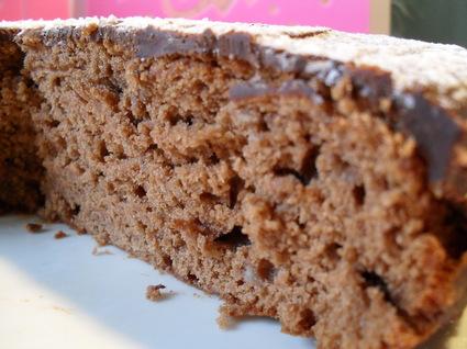 Recette de gâteau au yaourt bananes chocolat
