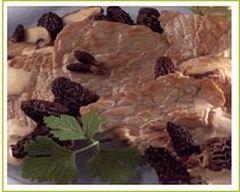 Recette escalopes de veau à la crème et aux morilles