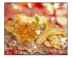 Recette poulet frit au gingembre